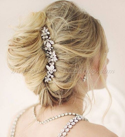 French Twist Wedding Hairstyles: Wedding Hairstyles For Long Hair