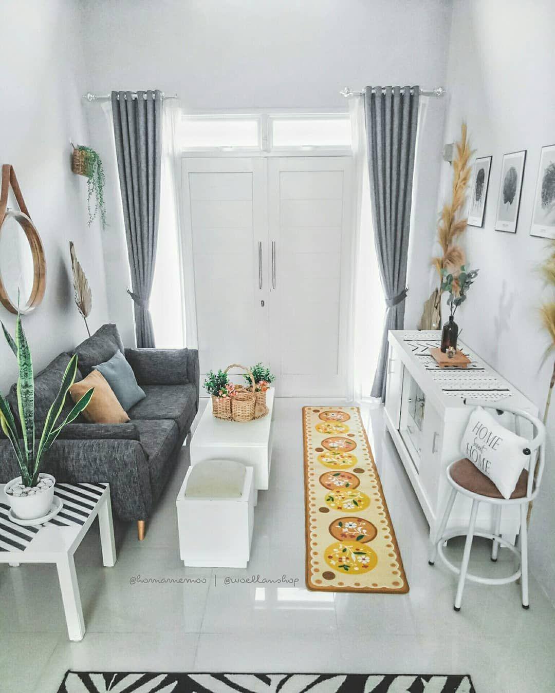 452 Likes 43 Comments Inspirasi Rumah Tanpa Sekat Homamemoo On Instagram Assalamu Alaikum Ternyata Biki Rumah Ide Dekorasi Rumah Ide Dekorasi Kamar