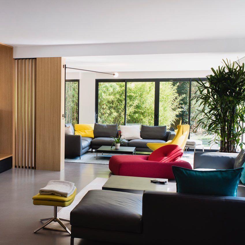 Rénovation du0027une maison en bordure de golf Vieille Toulouse