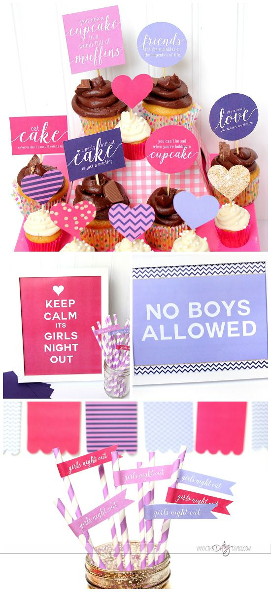 girls night out ideas girls night ideas party and birthdays