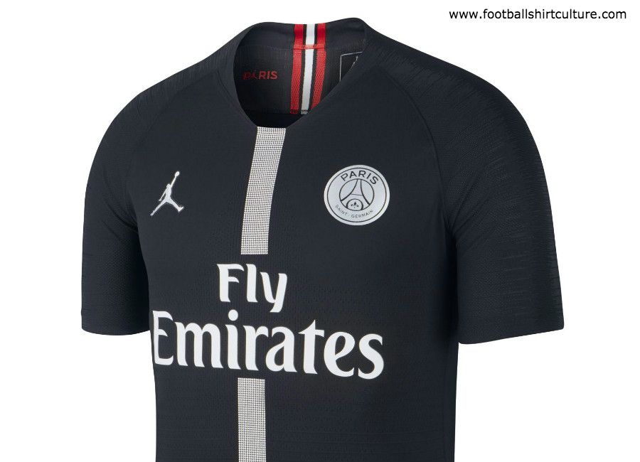 32ef9c47de6 psg #nikefootball Paris Saint-Germain 2018-19 Jordan Third Kit ...