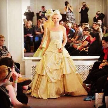 Fashion Show. Gown, Vivien.