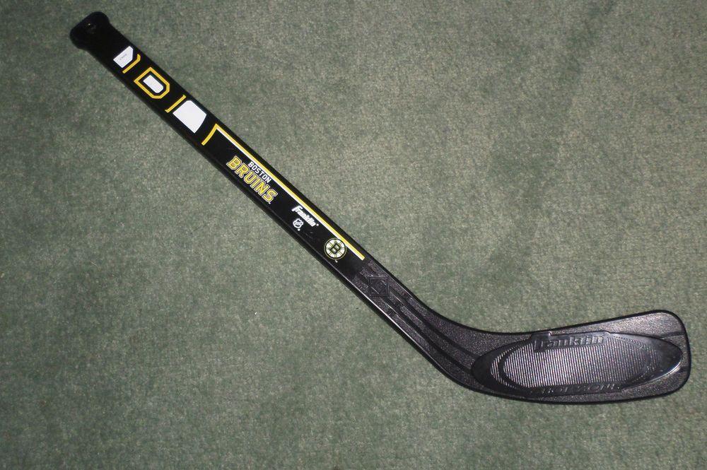 Boston Bruins Nhl Franklin Mini Souvenir Officially Licensed Hockey Stick Guc Boston Bruins Hockey Stick Bruins