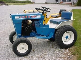 Image Result For Old Lawn Tractor Tractors Garden Tractor Lawn