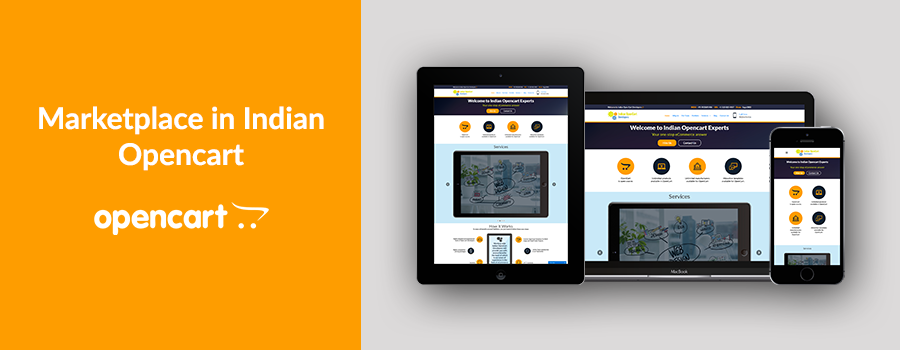 Build your multi vendor Marketplace website in Opencart