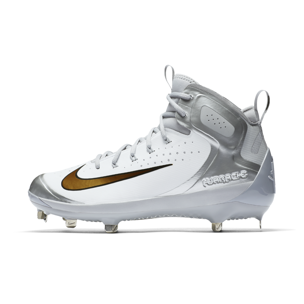 5cf3e695e3707 Nike Alpha Huarache Elite Men s Baseball Cleats Size