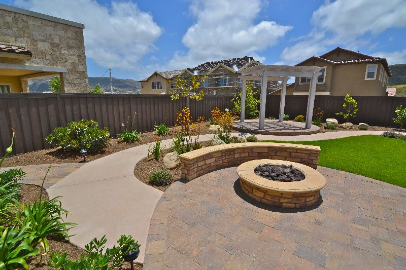 Custom fireplaces fire pits paradise outdoor kitchens