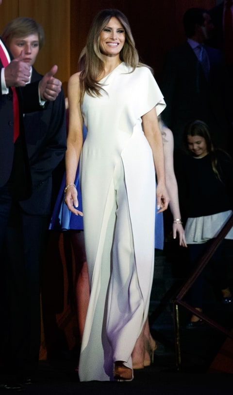 3292d151acf Melania Trump is an ugly bitch (can we stop pretending shes attractive) but  the outfit slays