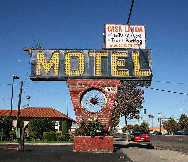Motel, San Francisco Ferry