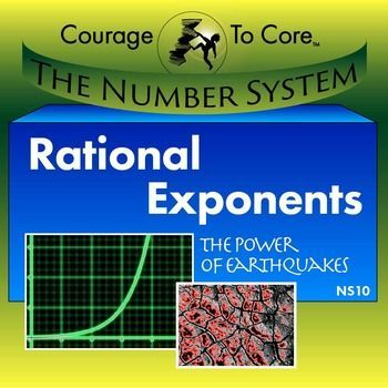 Rational Exponents (NS10): HSN.RN.1, HSN.RN.2