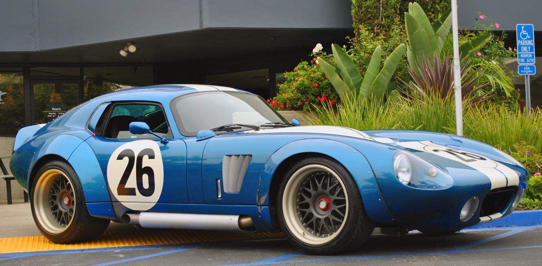 Shelby Daytona Coupe Shelby daytona, Daytona coupe