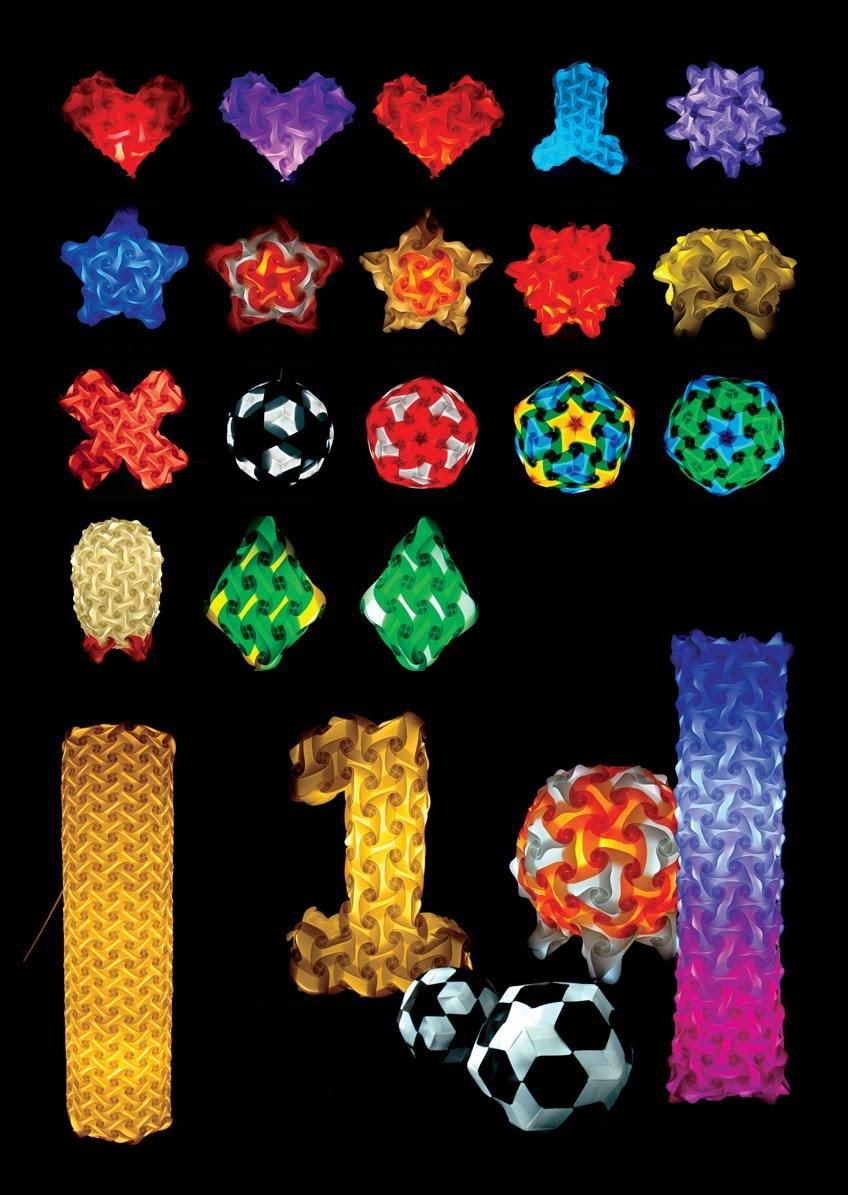 Pin By Satheesh On Paper Art Puzzle Lights Origami Lamp Origami Toys