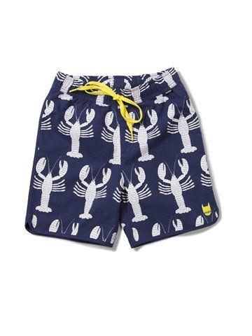 6b529386a5 Lobby Shorts by Munster | Fun clothes | Munster kids, Kids swimwear ...