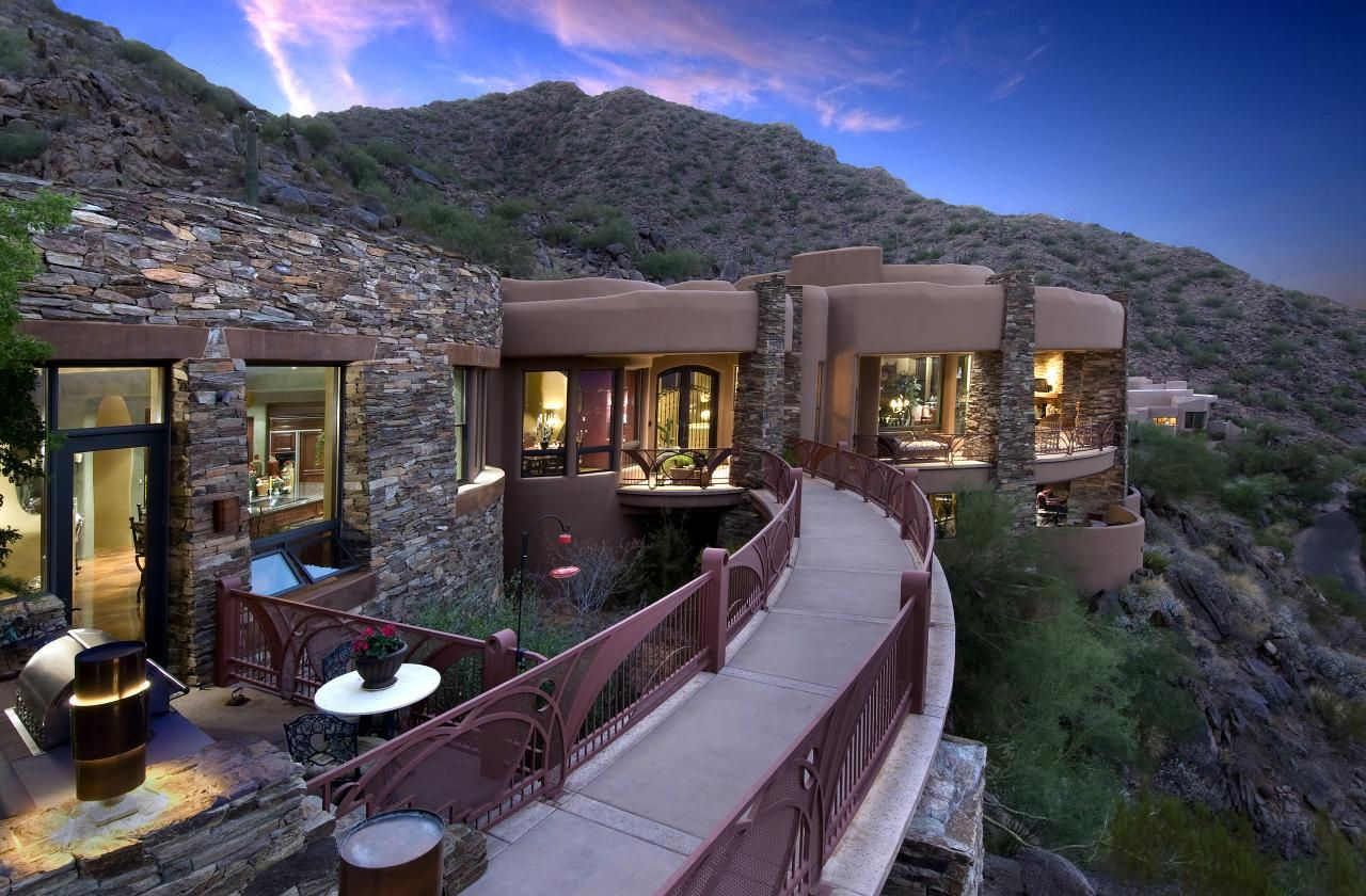 Stylist And Luxury Arizona Home And Garden Show. Mountain Shacks for Sale  Camelback Views Paradise Valley Homes For