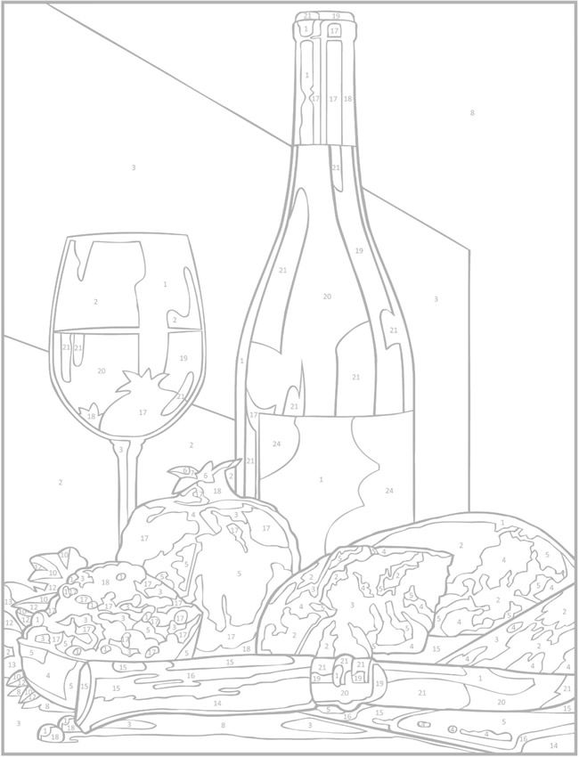Welcome To Dover Publications Coloring Books Color By Number Printable Creative Haven Coloring Books