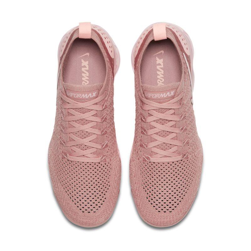 sports shoes 7a138 d2dfa Air VaporMax Flyknit 2 Women's Shoe   Products   Pink nike ...