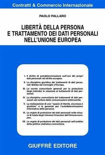 Prezzi e Sconti: #Libertà della persona e trattamento dei  ad Euro 29.75 in #Libri #Libri