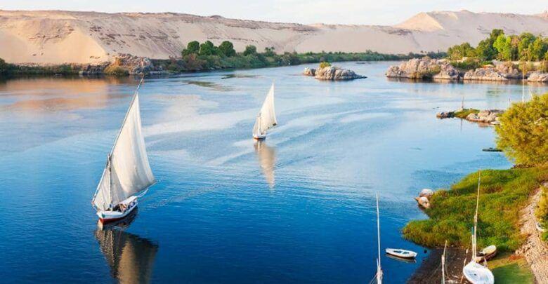 لماذا سمي نهر النيل بهذا الاسم ومعلومات وصور وخرائط عن النهر الخالد Nile River River Trip