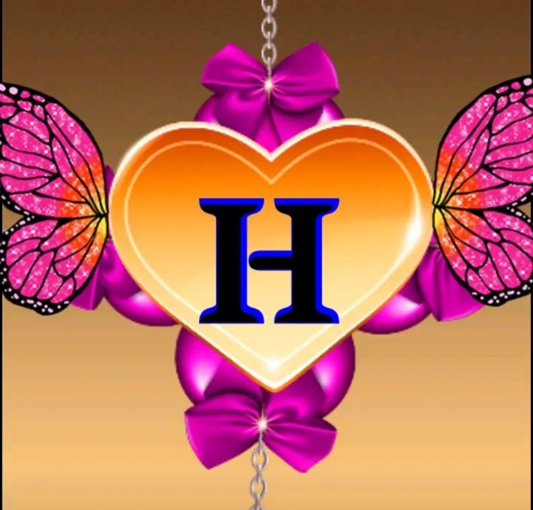 Hd Wallpaper H Name Dp Download