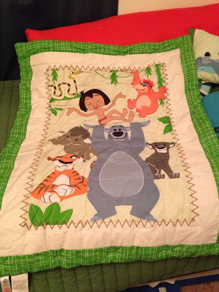 Jungle Book Crib Set From 175 0