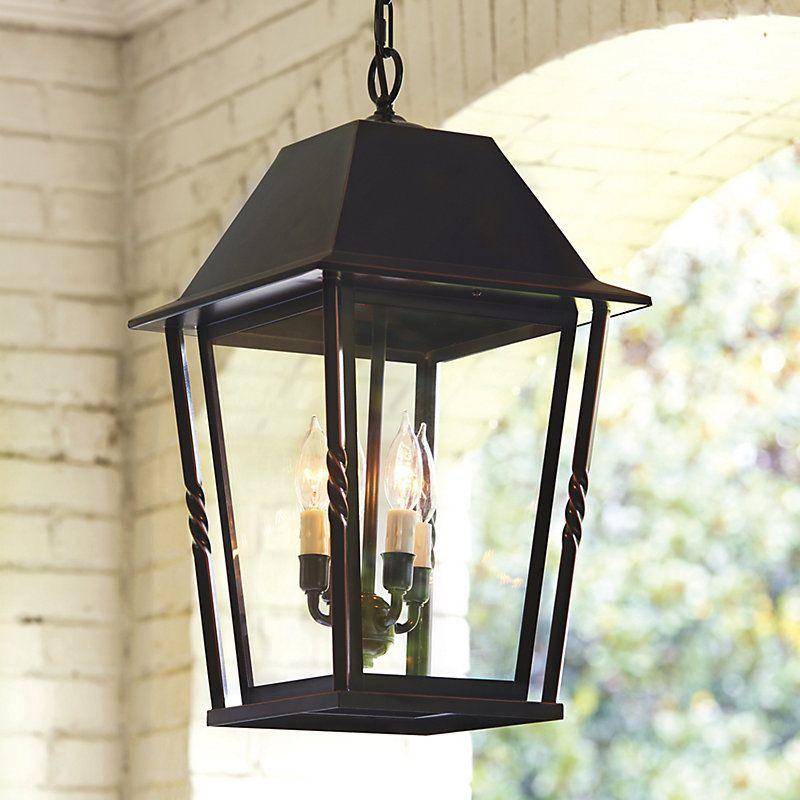 Buy Outdoor Lighting: Audrey Outdoor Pendant - Ballard Designs