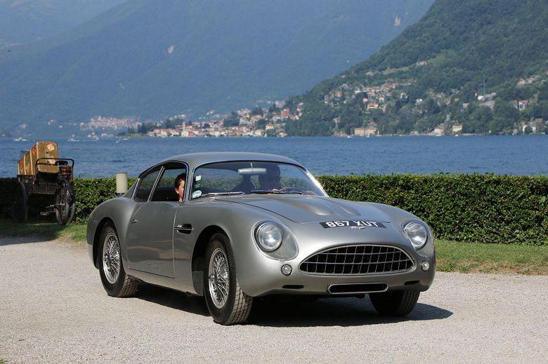 1962 Aston Martin Db4 Gt Zagato S N 0190 Aston Martin Classic Cars