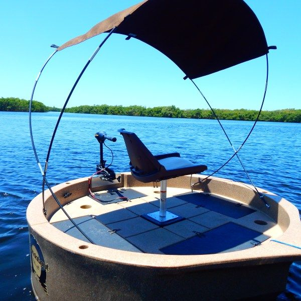 One Man Fishing Boat Round Bass Boat Roundabout Watercrafts Fishing Boats Round Boat Boat