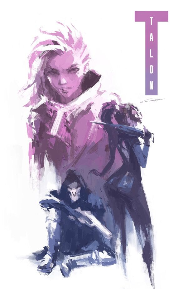 Talon Overwatch Pinterest Overwatch Overwatch Fan Art And