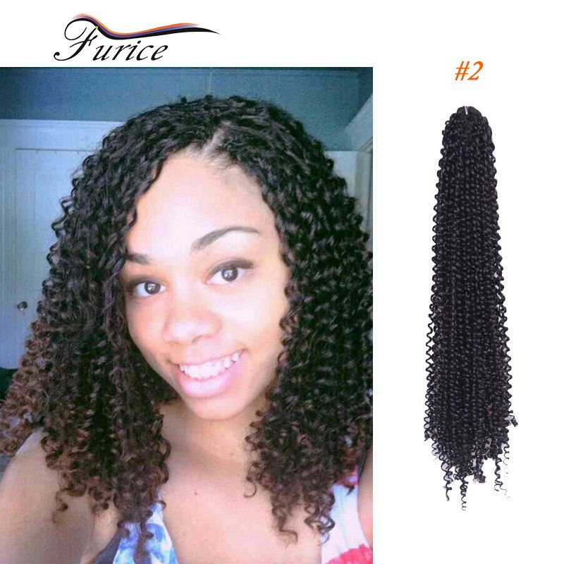 Freetress water wave crochet hair extensions curly marley crotchet cheap weave hair products buy quality weave hair extentions directly from china weave human hair suppliers kinky twist hair styles 18 inch brown freetress pmusecretfo Images