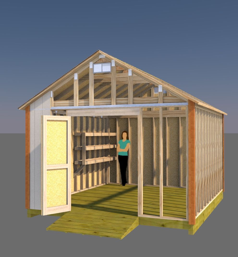 Fun And Easy Shed Plans In 2019