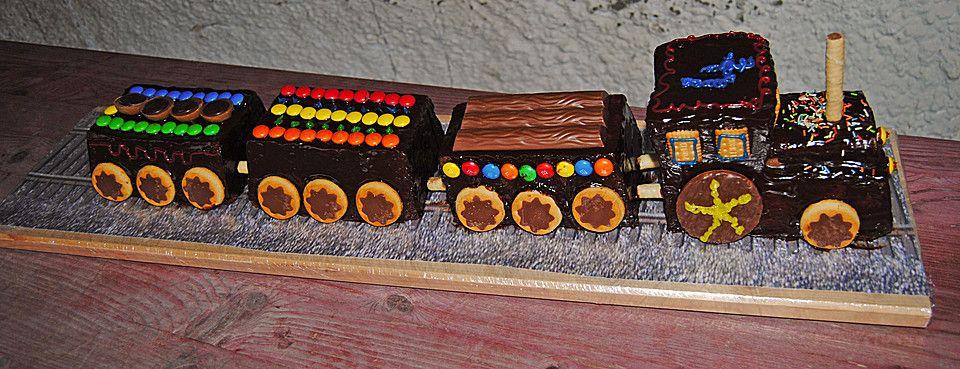 Schneller Zug Kuchen Rezept Zug Kuchen Kuchen Kindergeburtstag Und Kindergeburtstag Essen
