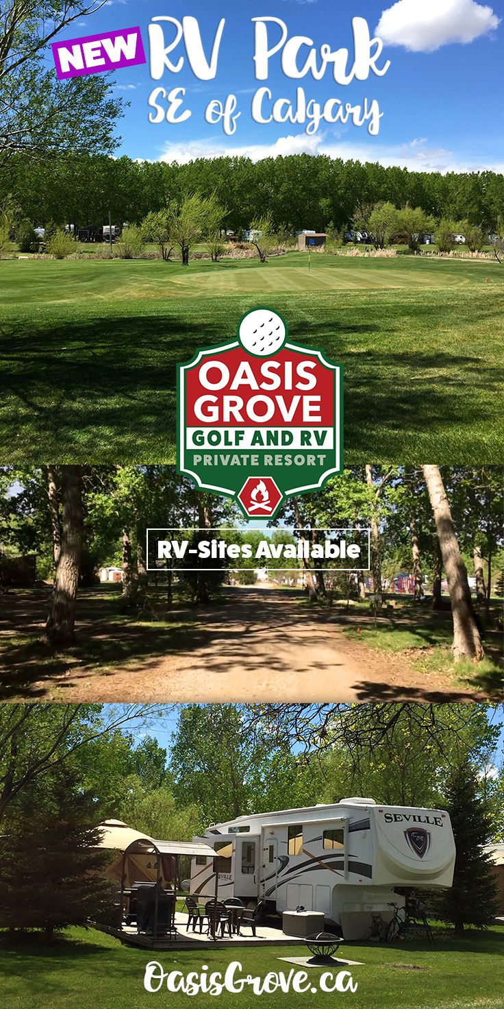 Oasis Grove Is Our Flagship All Season Private Rv Resort Community Hundreds Of Private Rv Lots Tucked Into A Huge Grove Of Towering Trees Rv Lots Rv Parks Rv