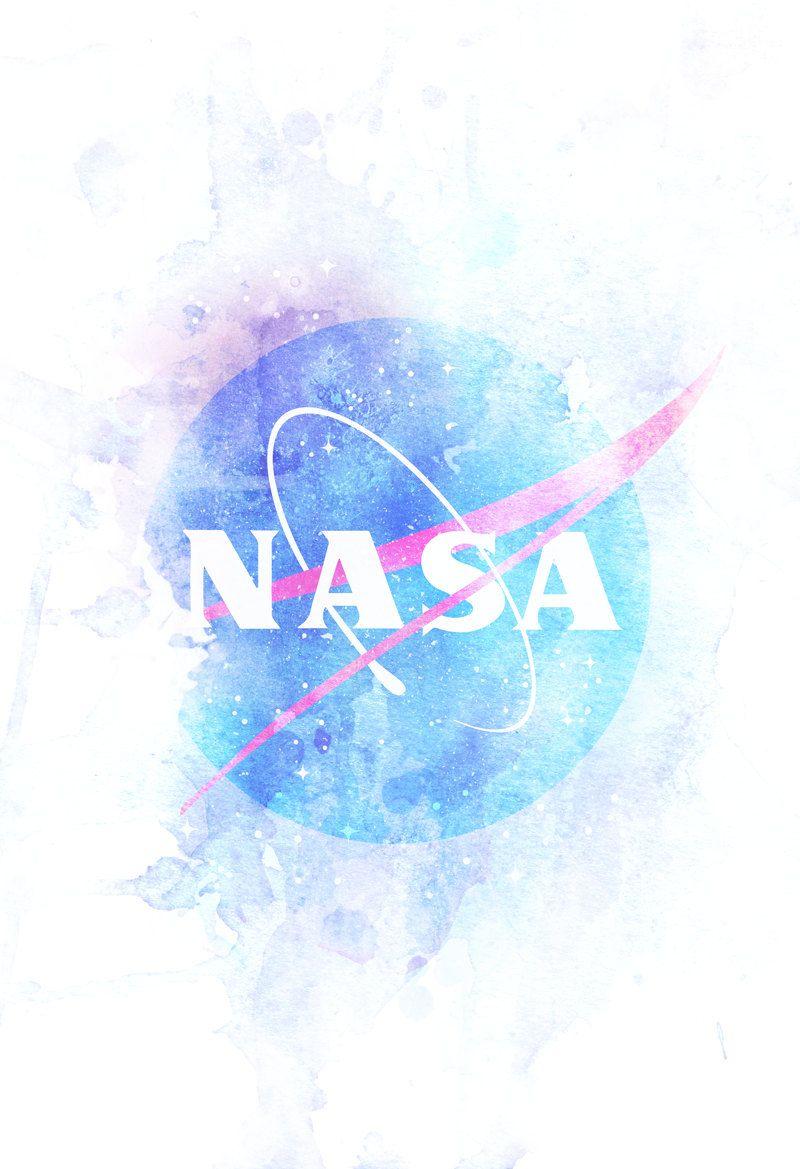 NASA la Nasa (8 x 10, 11 x 17 o 13 x 19) acuarela #fondecran