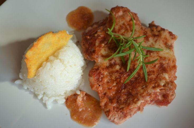Fotorecept: Bravčové mäso po uhorsky