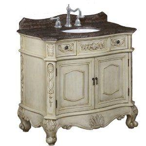 Sink Furniture Vintage Tub Bath Bathroom Vanity Vanity Sink