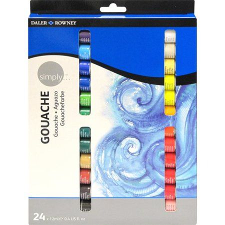 Arts Crafts Sewing Watercolor Watercolor Paint Set Paint Tubes