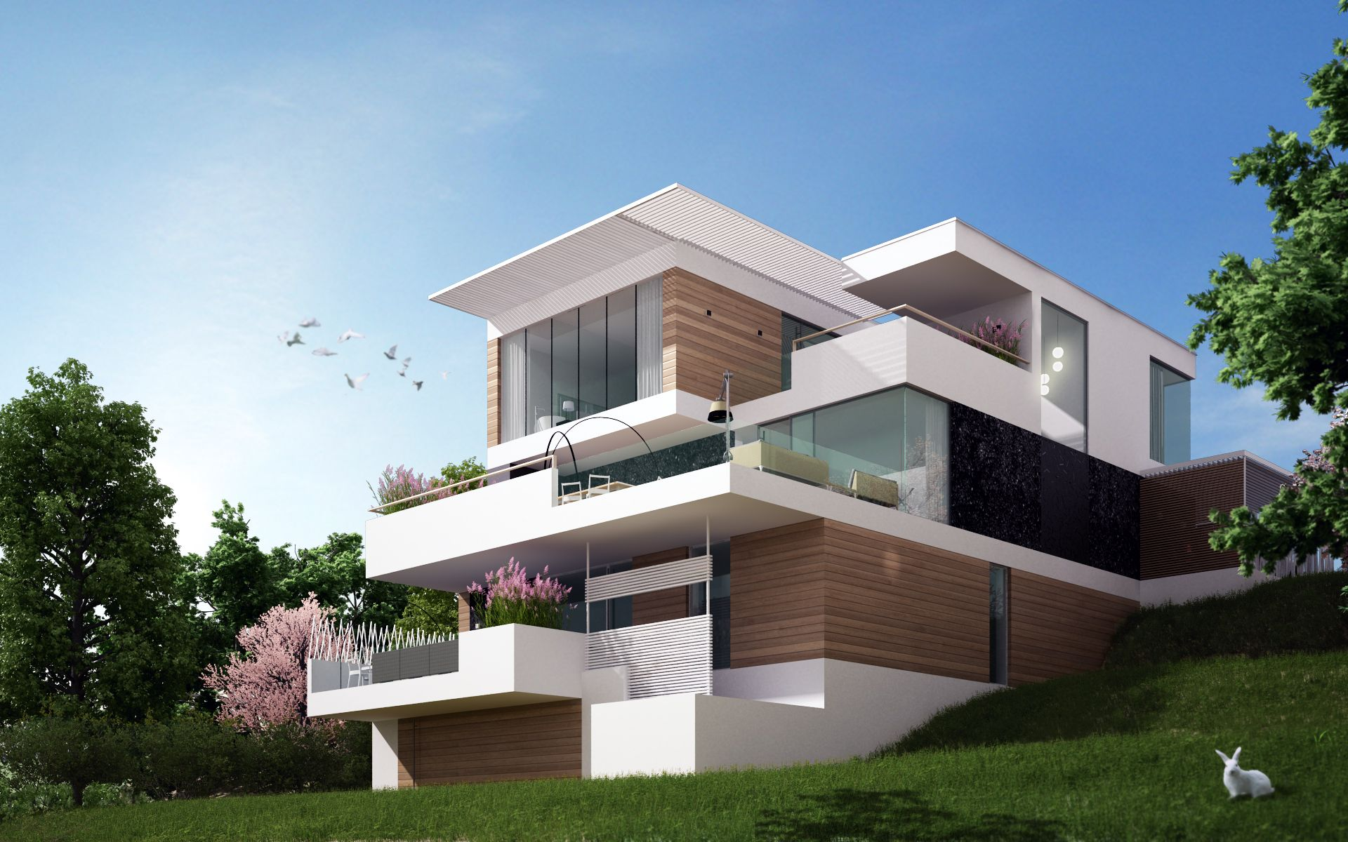 Singleart Design and Architecture - Project - R HOUSE | Ideen rund ...