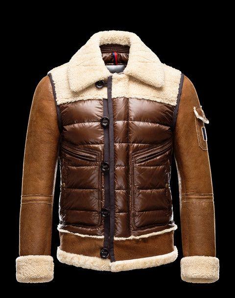 moncler veste homme