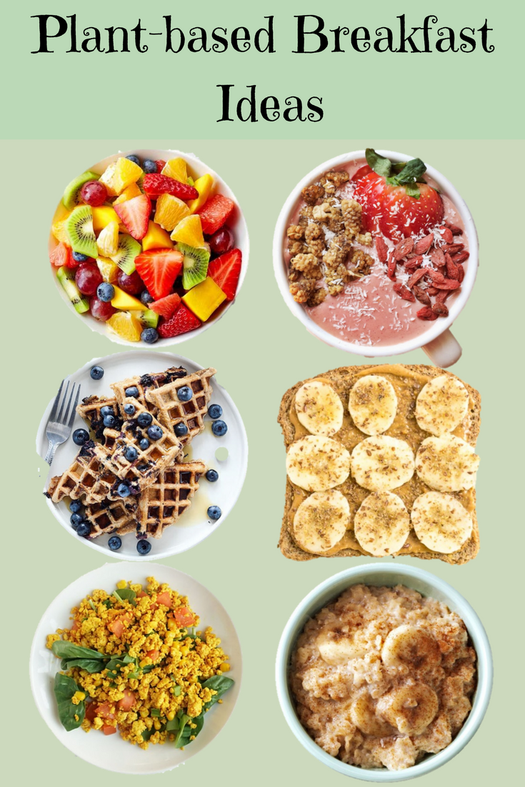 Eating Light Breakfast In The Morning Is A Great Way To Transition The Body From A Plant Based Recipes Breakfast Plant Based Diet Recipes Plant Based Breakfast