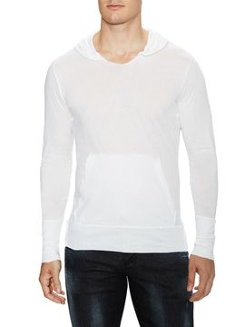 Flat Jersey Hoodie from Must-Have Hoodies on Gilt