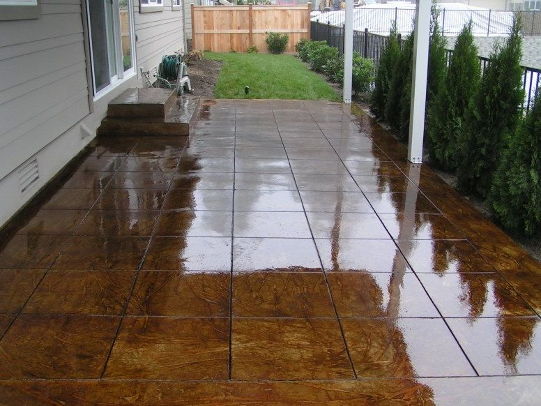 Acid Stained Concrete Patios, Fwb, Fl   Yahoo Image Search Results