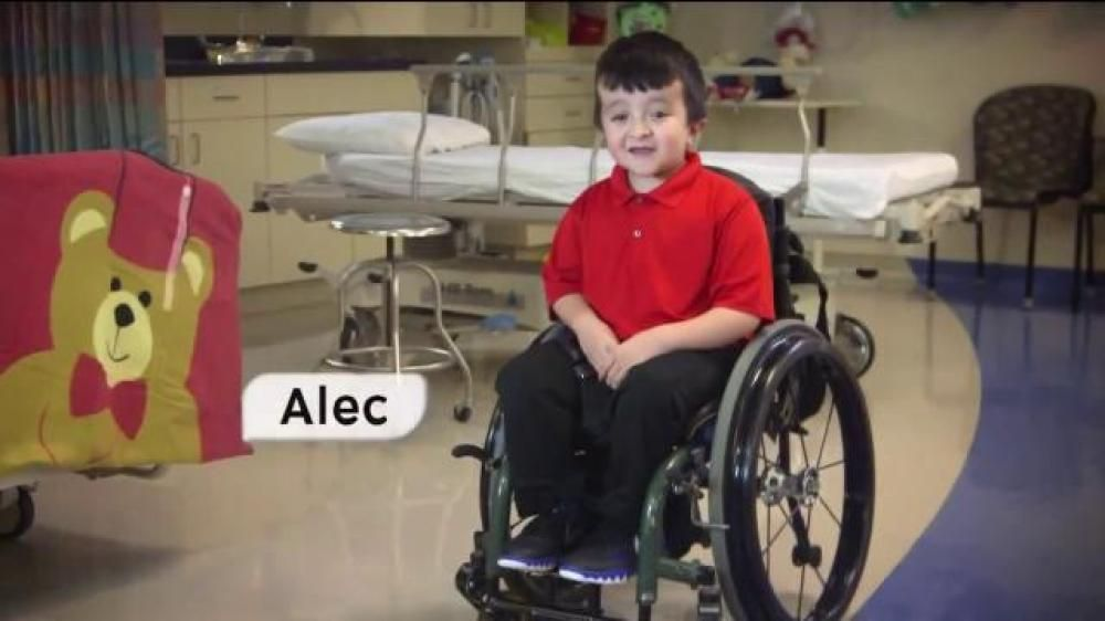 7426c8c82 Alec was told that his disability would be a lifelong struggle. For ...