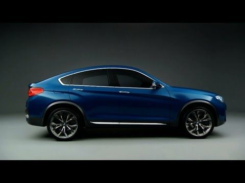 The Bmw Concept X4 First Glimpse And Interview Bmw Bmw
