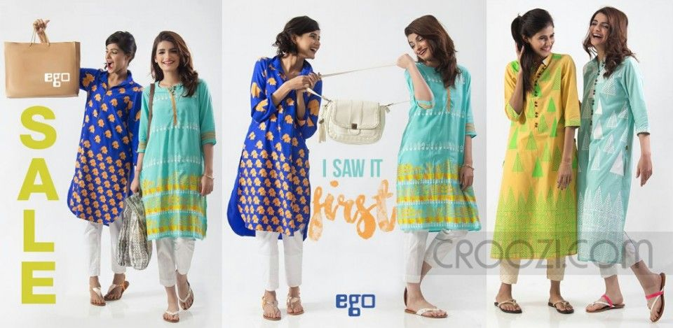 Ego Cloths Outlet Saddar Rawalpindi Create Outfits Clothes Tunic Tops