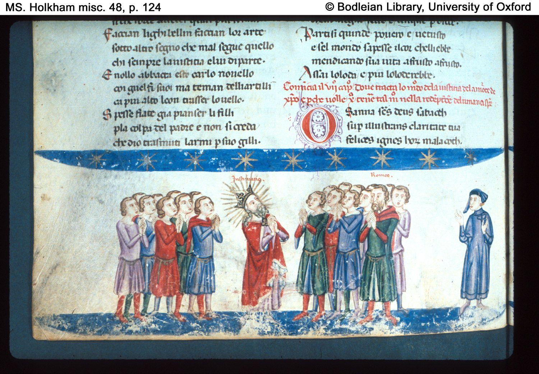 Paradiso, Canto VI, p124