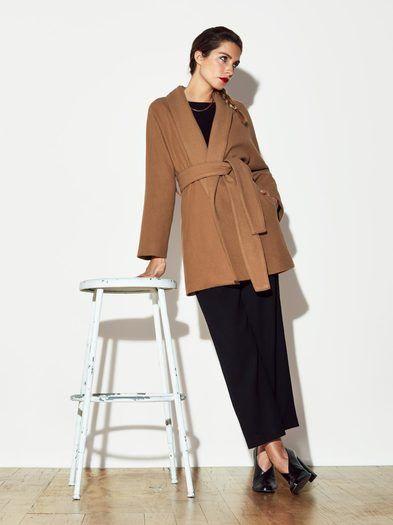 a5731115656 Minchin Camel Coat