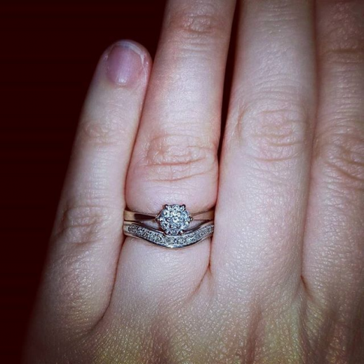 Wow! Amazing collection of engagement rings! #engagementrings #wedding #engagement #fiance #rings Grow Together Happy Day Are You Happy New Board Wedding Engagement Engagement Rings Let It Be Enagement Rings Wedding Rings #weddingrings #wedding #rings #square