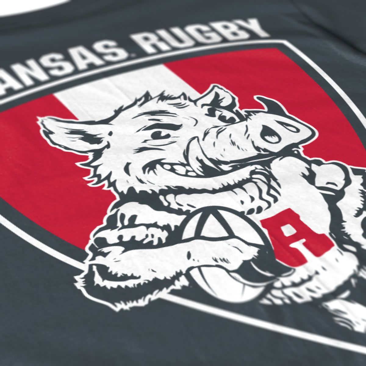 T shirt design jonesboro ar - Arkansas Rugby Rugby Shirts Razorback Rugby Check Out B Unlimited Com