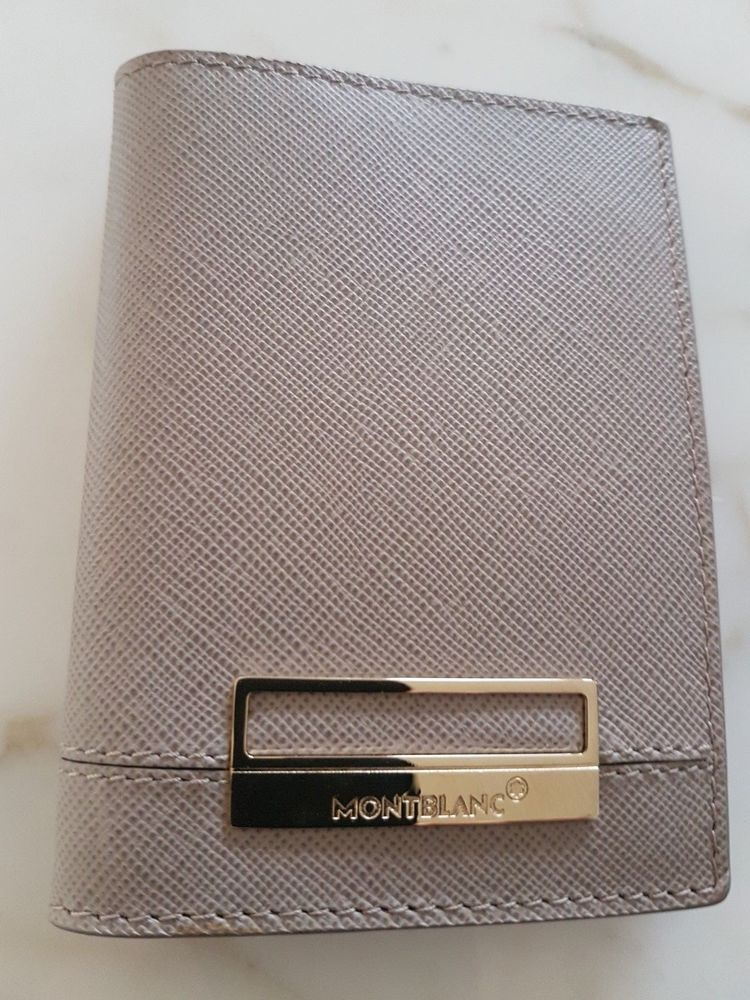 Montblanc 114611 Business Card Holder 4cc Lady Fashion Clothing Shoes Accessories Womensaccessories Business Card Holders Card Holder Women S Accessories