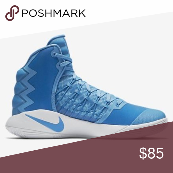 2523b8369cc3 Nike Hyperdunk 2016 Basketball Shoes Carolina Blue NEW Men s Nike Hyperdunk  2016 Basketball Shoes Carolina Blue New without Box Size  16 Color  blue